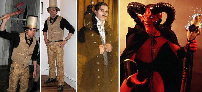 Costumes part 1