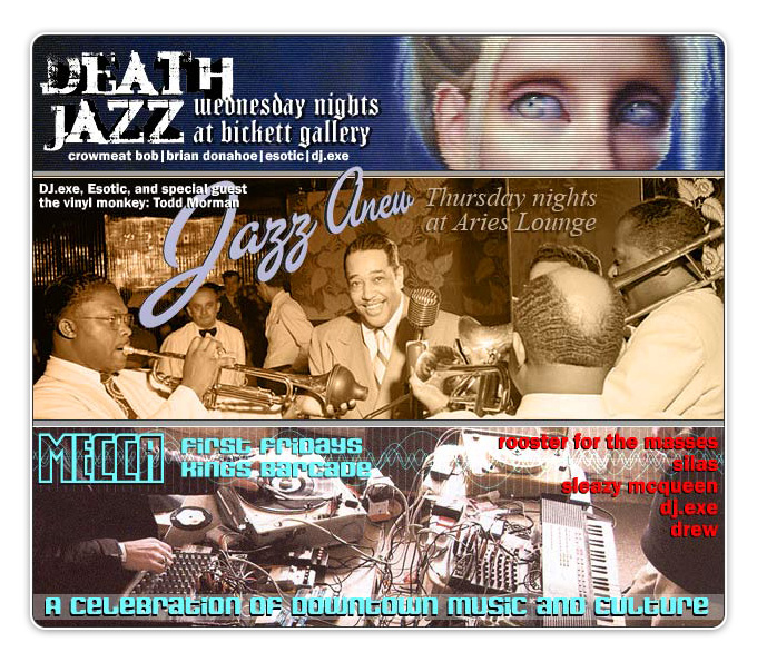 Jazz Anew email composition